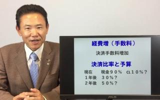 キャッシュレスと中小企業経営(CL・・その3)