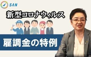 雇用調整助成金の特例<追加実施>~新型コロナウィルス対応策_特定社会保険労務士 髙野洋子