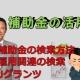 補助金の活用③_税理士・行政書士 藤井英雄